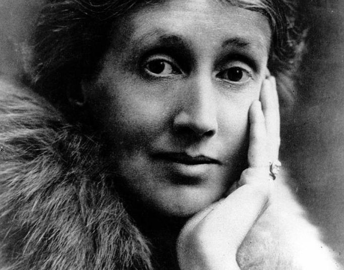 Virginia Woolf, British author, 1930s(?).
