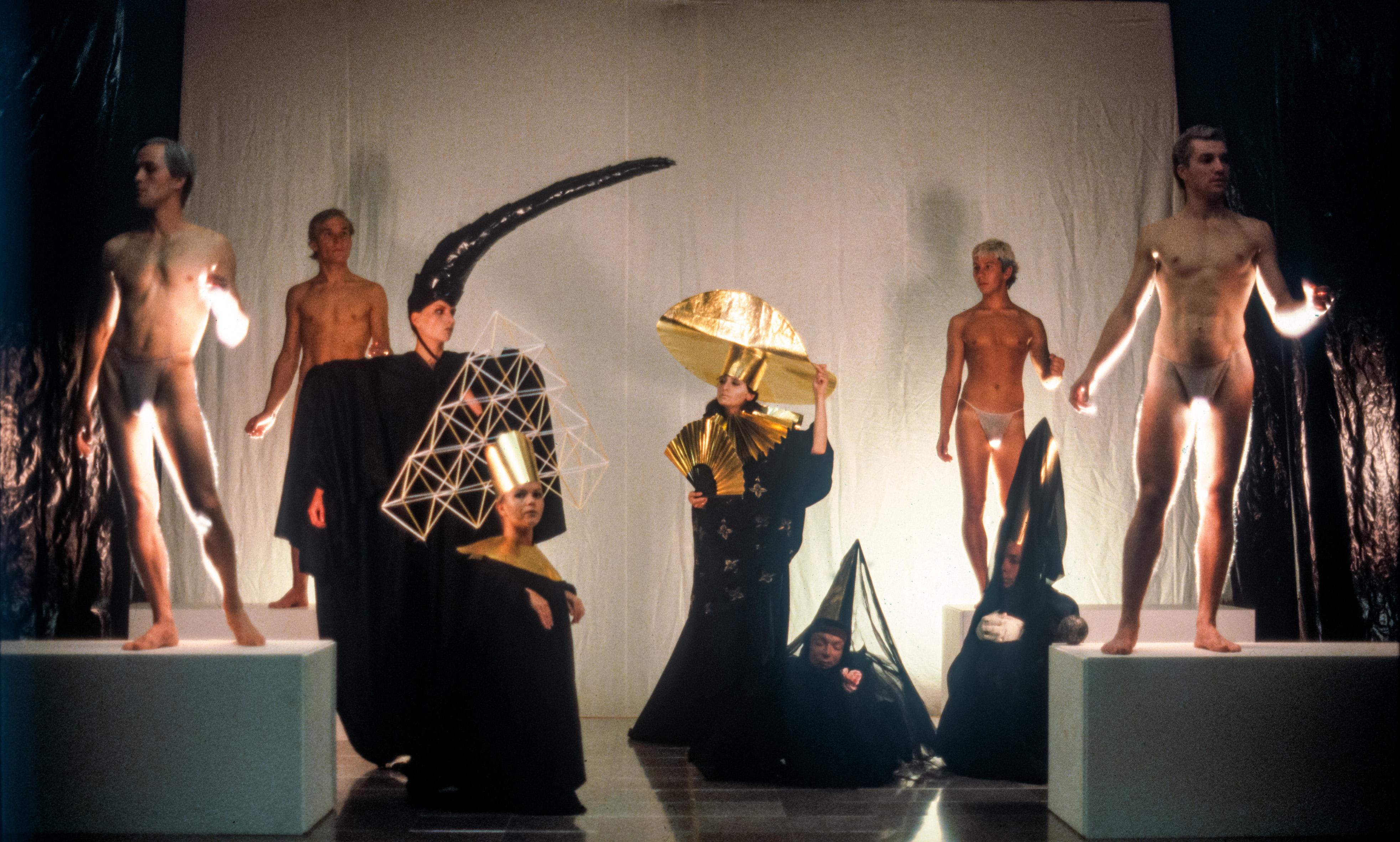 198208 Jack Helen Brut: Valokopio, Helsingin kaupungin taidemuseo, Meilahti